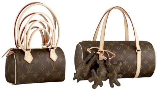 Rei Kawakubo pour Louis Vuitton