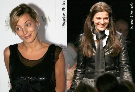 Phoebe Philo & Ivana Omazic