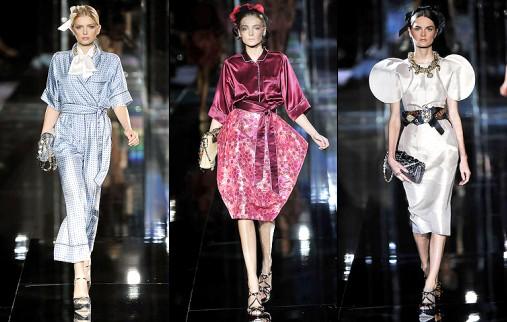 D�fil� Dolce & Gabbana