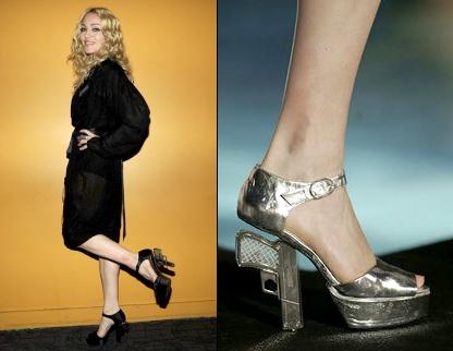 Escarpins Chanel : la pol�mique
