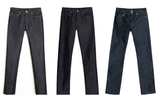 Jeans APC