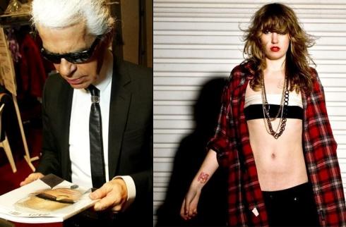 Chanel impose LadyHawke