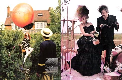Roald Dahl chez Vogue