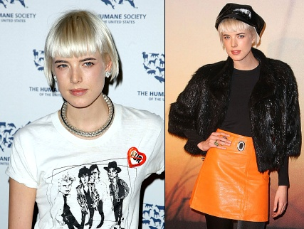 Agyness Deyn, anti-fourrure