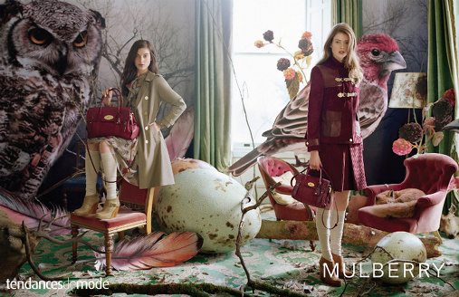 Campagne Mulberry - Automne/hiver 2011-2012 - Photo 2