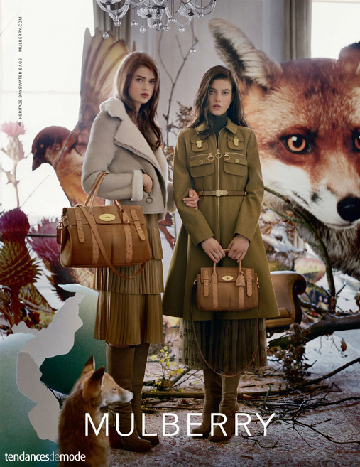 Campagne Mulberry - Automne/hiver 2011-2012 - Photo 3