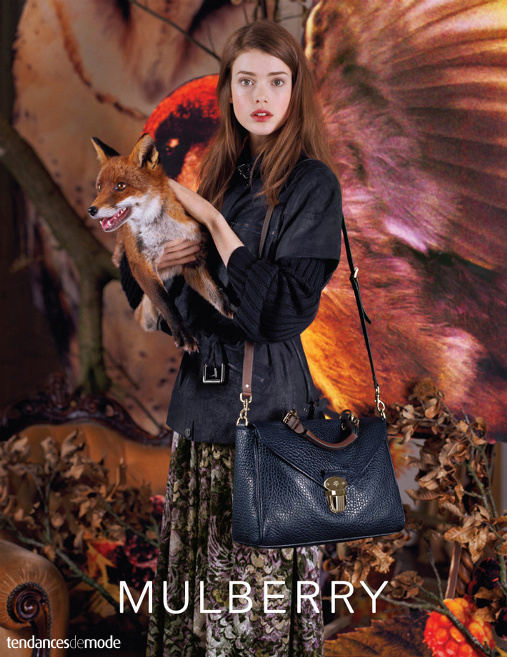 Campagne Mulberry - Automne/hiver 2011-2012 - Photo 4