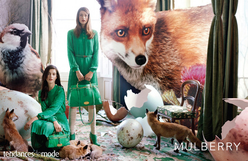 Campagne Mulberry - Automne/hiver 2011-2012 - Photo 6