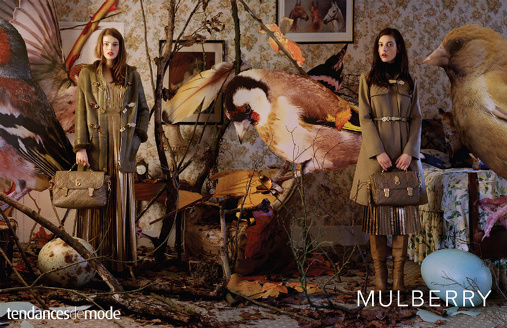 Campagne Mulberry - Automne/hiver 2011-2012 - Photo 8