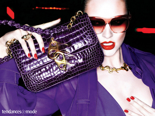Campagne Tom Ford - Automne/hiver 2011-2012 - Photo 3