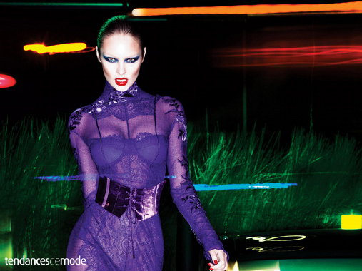 Campagne Tom Ford - Automne/hiver 2011-2012 - Photo 5