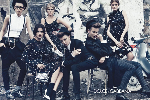 Campagne Dolce & Gabbana - Automne/hiver 2011-2012 - Photo 2