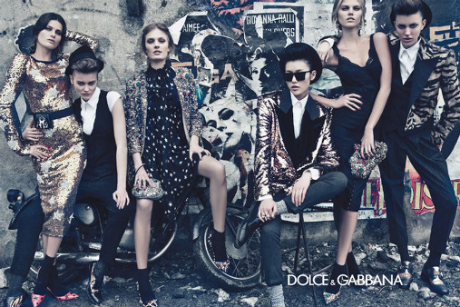 Campagne Dolce & Gabbana - Automne/hiver 2011-2012 - Photo 4