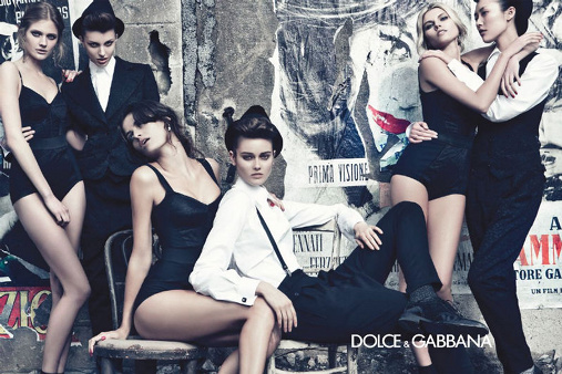 Campagne Dolce & Gabbana - Automne/hiver 2011-2012 - Photo 5