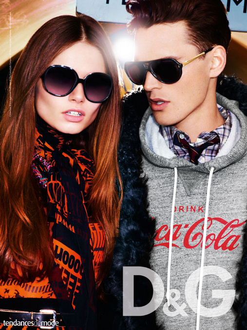 Campagne D&G - Automne/hiver 2011-2012 - Photo 5