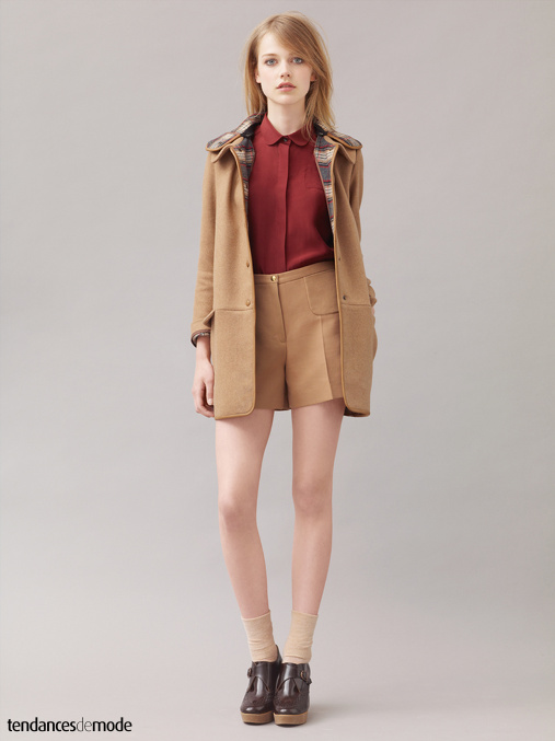 Collection Sandro - Automne/hiver 2011-2012 - Photo 2