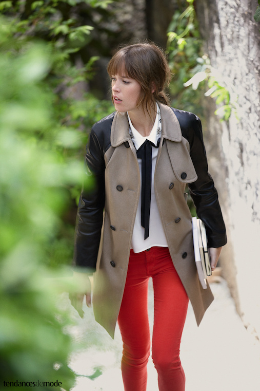 Collection Claudie Pierlot - Automne/hiver 2011-2012 - Photo 9