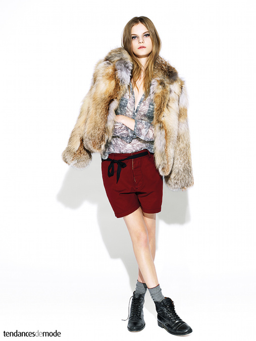 Collection Swildens - Automne/hiver 2011-2012 - Photo 6