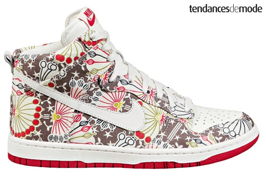 Collection Nike x Liberty - Printemps 2011 - Photo 1