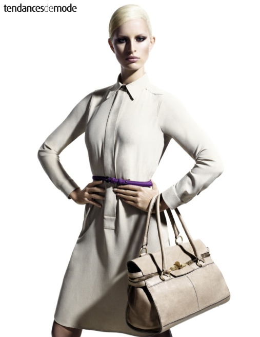 Campagne Max Mara - Printemps 2011 - Photo 4