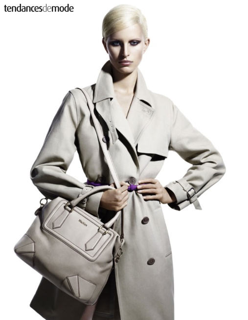 Campagne Max Mara - Printemps 2011 - Photo 5
