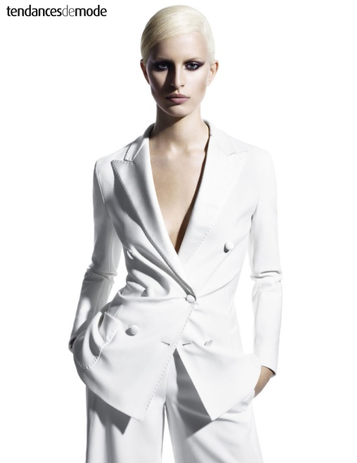 Campagne Max Mara - Printemps 2011 - Photo 6