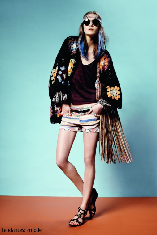 Collection Topshop - Printemps/été 2011 - Snake Valley - Photo 9