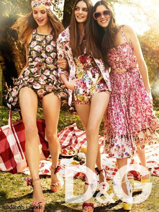 Campagne D&G - Printemps/été 2011 - Photo 2