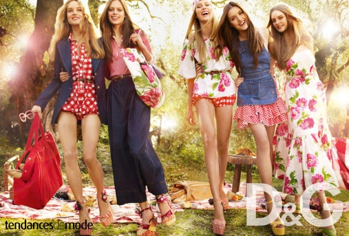 Campagne D&G - Printemps/été 2011 - Photo 3