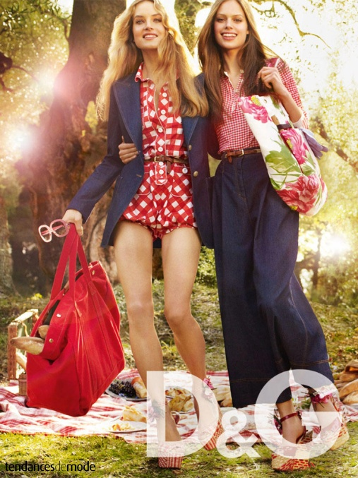 Campagne D&G - Printemps/été 2011 - Photo 4