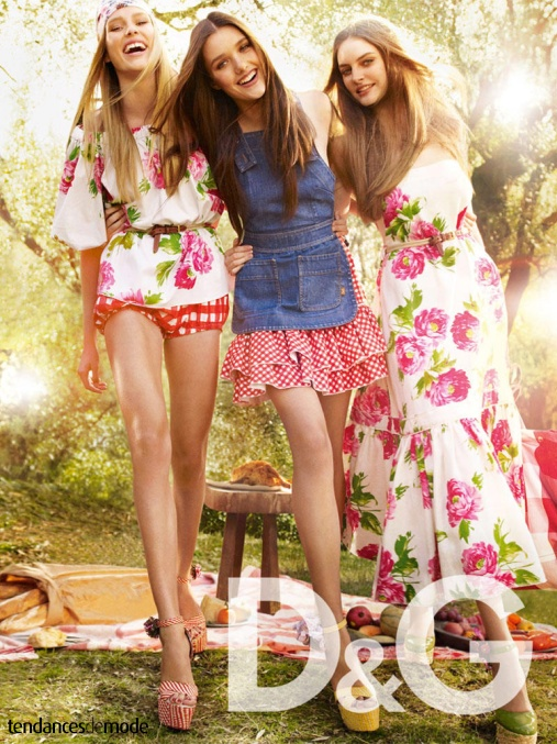 Campagne D&G - Printemps/été 2011 - Photo 5