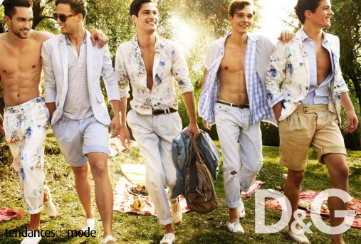 Campagne D&G - Printemps/été 2011 - Photo 6