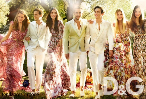 Campagne D&G - Printemps/été 2011 - Photo 7