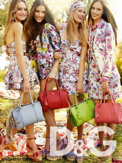 Campagne D&G - Printemps/été 2011 - Photo 8
