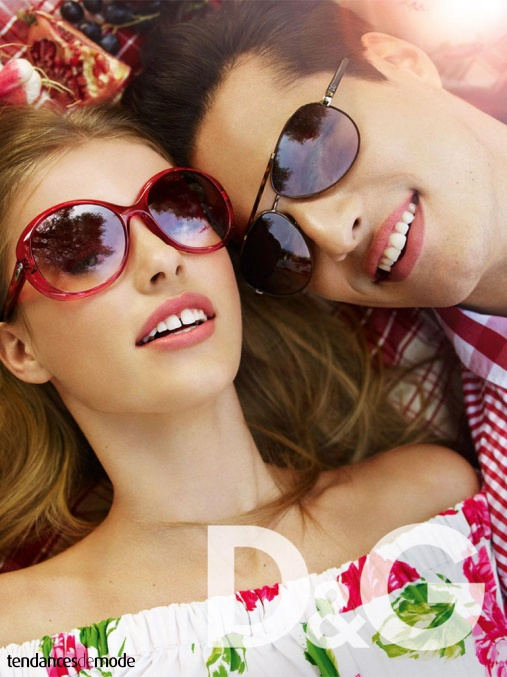 Campagne D&G - Printemps/été 2011 - Photo 10