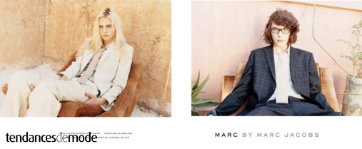 Campagne Marc by Marc Jacobs - Printemps/été 2011 - Photo 2