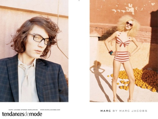 Campagne Marc by Marc Jacobs - Printemps/été 2011 - Photo 6