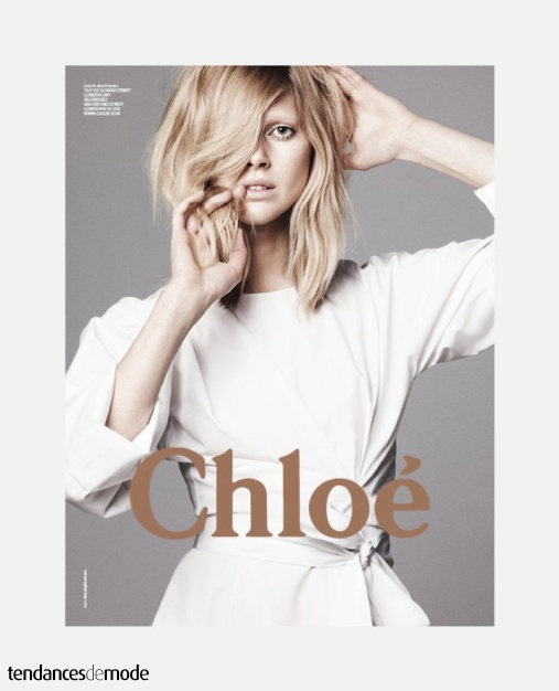 Campagne Chloé - Printemps/été 2011 - Photo 1