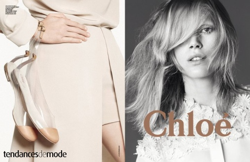 Campagne Chloé - Printemps/été 2011 - Photo 2