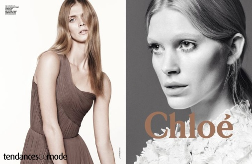 Campagne Chloé - Printemps/été 2011 - Photo 3