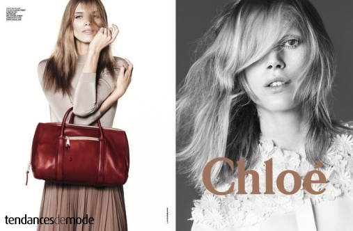 Campagne Chloé - Printemps/été 2011 - Photo 5