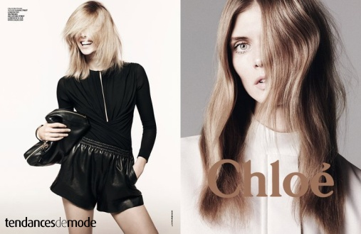 Campagne Chloé - Printemps/été 2011 - Photo 6