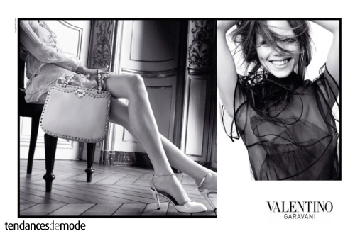 Campagne Valentino - Printemps/été 2011 - Photo 2