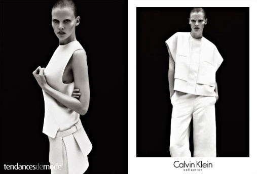 Campagne Calvin Klein - Printemps/été 2011 - Photo 2