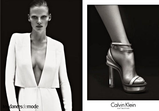 Campagne Calvin Klein - Printemps/été 2011 - Photo 3