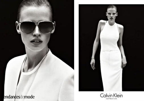 Campagne Calvin Klein - Printemps/été 2011 - Photo 4