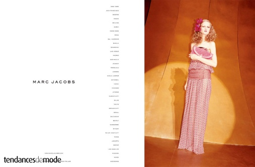 Campagne Marc Jacobs - Printemps/été 2011 - Photo 3