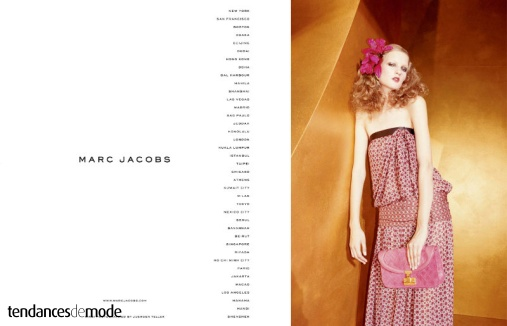 Campagne Marc Jacobs - Printemps/été 2011 - Photo 4