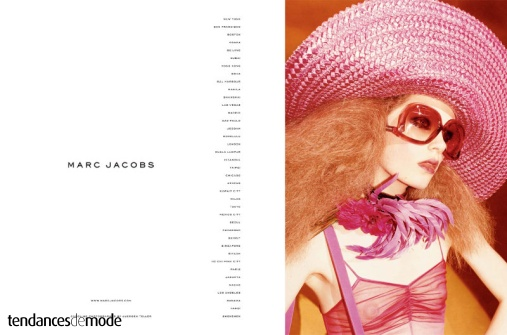 Campagne Marc Jacobs - Printemps/été 2011 - Photo 8