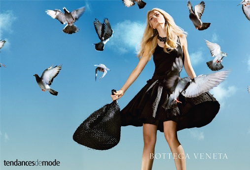 Campagne Bottega Veneta - Printemps/été 2011 - Photo 3